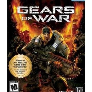 Gears of War [GAME PC LAPTOP]