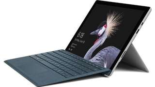 New Surface Pro 5 2017 全新 i5 4GB/128 行貨 連 cover