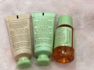 Pixi Skin Treats Travel Set 15ml each