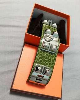 Hermes pelouse croc cdc