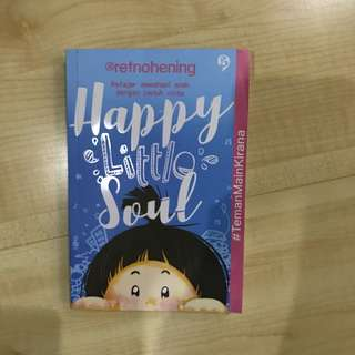 Buku Happy Little Soul Retno Hening