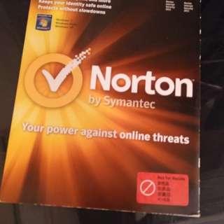 防毒軟件Norton Antivirus Software