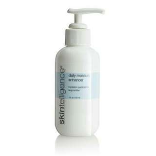 Brand new bottle of daily moisturizer