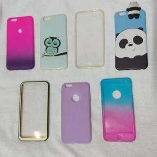 BUNDLE!!! Iphone 6sPlus Cases