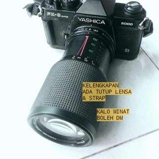Kamera Analog SLR Yashica FX-3 Super