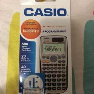 全新Casio 計數機