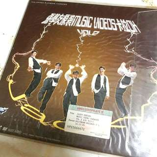 张学友 Jacky Cheung Laser disc