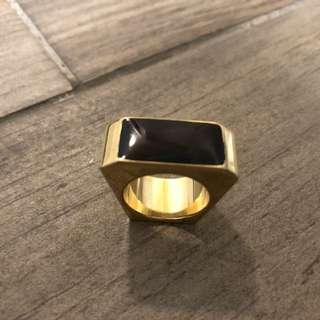 Saint Laurent Paris Ring