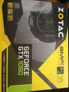 AMPED ZOTAC 1060 6GB