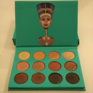 the juvias place the nubian eyeshadow