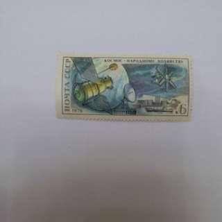 📮76年 歐洲蘇聯各款郵票10個