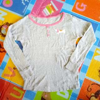 Carter's Long Sleeves (Size 5)