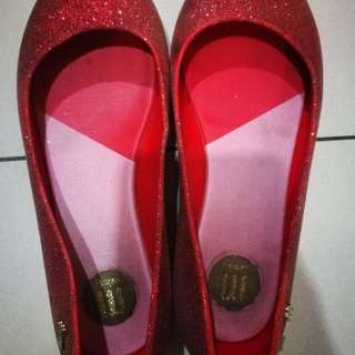 Preloved Melissa Girl Shoes