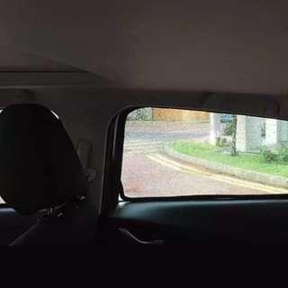 Mazda 3 sunshade