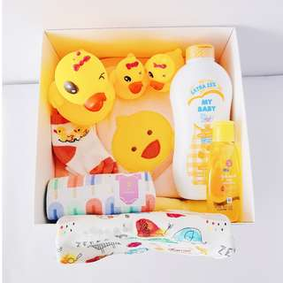 Yellow Duck Gift Box