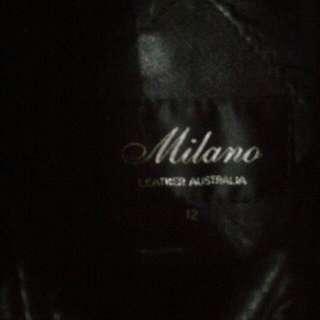 Milano Leather Jacket