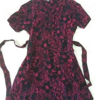UNIQLO Flower Dress