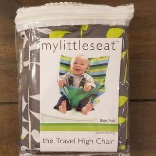 Travel baby high chair