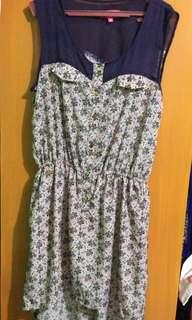 long back dress