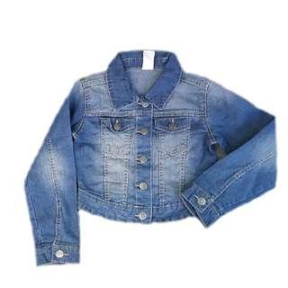 Denim jacket for kids