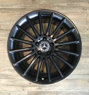 "19"" Original A45 AMG Mercedes Rims"
