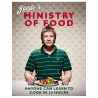Jaime Oliver -  Jamie's Ministry of Food: Anyone Can Learn to Cook in 24 Hours - Hardcover