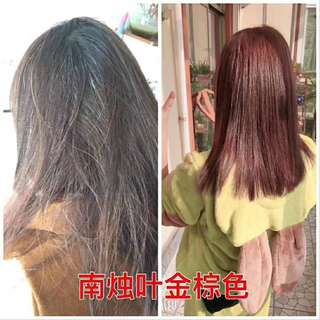Healthy Color hair dye - Golden Brown