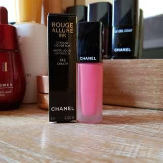 Chanel Rouge Allure Ink, Matte Liquid Matte Colour 142 Créatif