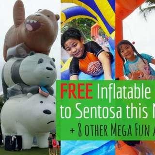 Sentosa FunFest 2018