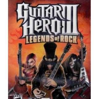 Guitar Hero III [GAME PC LAPTOP]