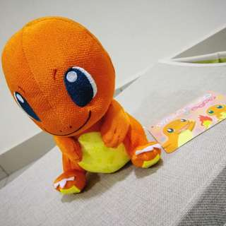 Charmander Soft Toy