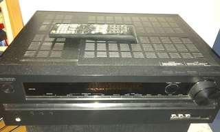 Onkyo 7.1 amplifier