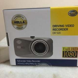 Car camera HELLA DR-520