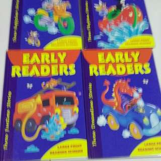 Early Readers series