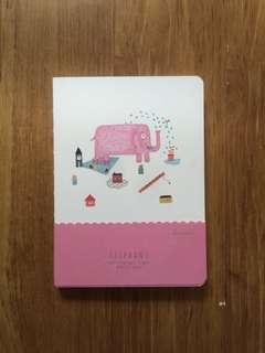 Blank & Lined Sketchbook
