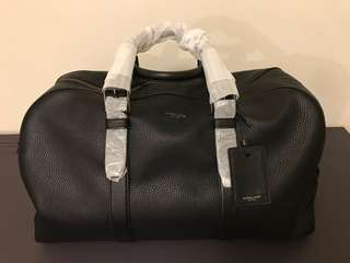 Brand New Michael Kors Pebble Grain Leather Duffle