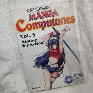 Manga Computones Volume 5