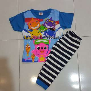 Pyjamas Boy 2-3T