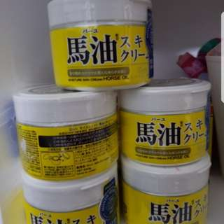 Loshi Horse Oil (from Japan)