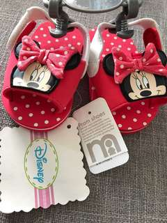 New Baby girl shoes size UK 1