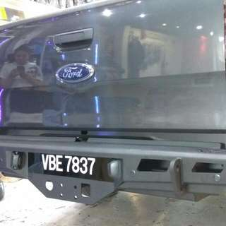 Rear Bull Bar(new)