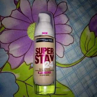 Maybelline Super Stay Foundatiom