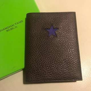 全新 Shanghai Tang Passport Holder 上海灘證件套