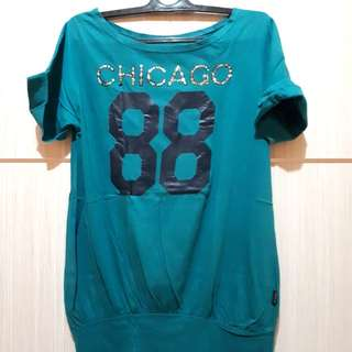 Chicago T-Shirt Tosca