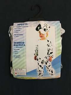 Dog or Dalmatian Costume for toddler (size 92-104cm)