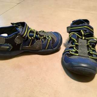 Used kids Stride Rite sandals sz 9W (US), cond: 7/10. Non-nego #bajet20