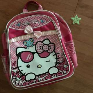 ‼️price reduction ~ hello Kitty Backpack #Bajet20