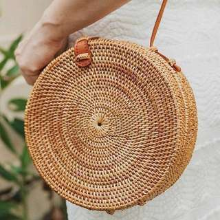 RATTAN BAG🌴/ READY NOW!!