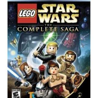 LEGO Star Wars The Complete Saga [GAME PC LAPTOP]