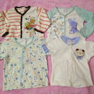 PUREEN BUNDLE SLEEPSUITS